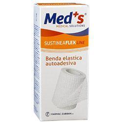 BENDA AUTOADESIVA SUSTINEA MEDS 400X6CM - Farmaconvenienza.it