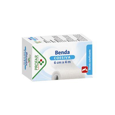 PROFAR BENDA COESIVA 10X400 CM - Farmapage.it