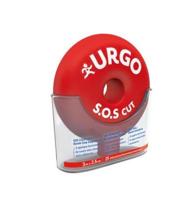 BENDA URGO SOS CUT 3X2,5CM - Farmacia 33
