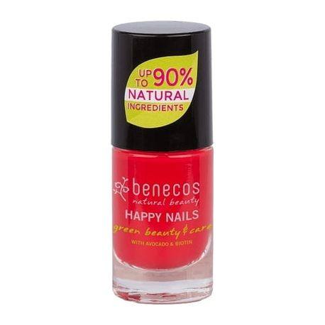 Benecos Happy Nails Smalto Hot Summer - Iltuobenessereonline.it