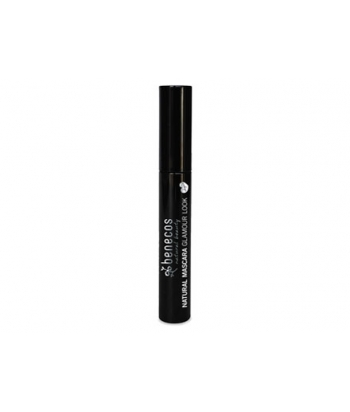 Benecos  Natural Mascara Glamour Look Ultimate Black - Iltuobenessereonline.it