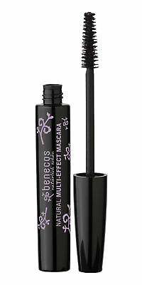 Benecos Natural Mascara Multi Effect Just Black - Iltuobenessereonline.it