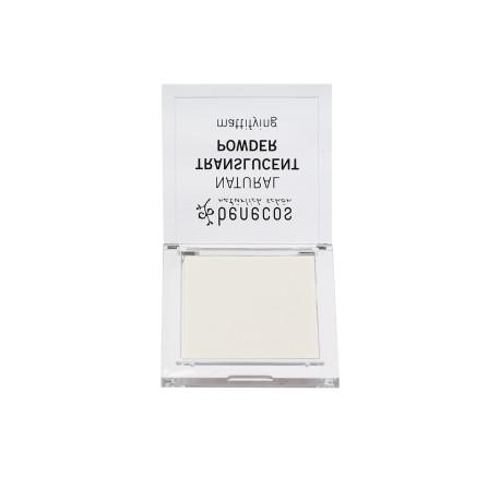 Benecos Natural Translucent Powder Mattifying - Mission Invisible  - Iltuobenessereonline.it