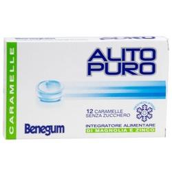 BENEGUM ALITO PURO CARAMELLE - Farmacia Bartoli