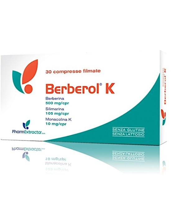 BERBEROL K 30 COMPRESSE - Farmaci.me