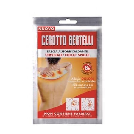 Bertelli Fascia Autoriscaldante 4 celle 1 pezzo - latuafarmaciaonline.it
