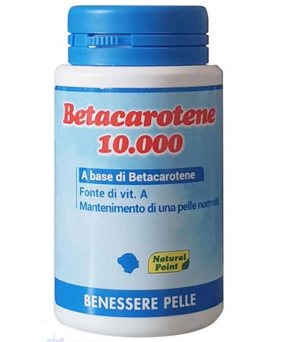 BETACAROTENE 10000 80 PERLE - Farmaci.me
