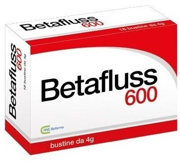 BETAFLUSS 600 8 BUSTINE - Farmafamily.it