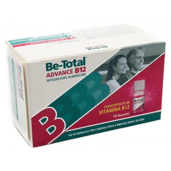 BETOTAL ADVANCE B12 15 FLACONCINI - Farmalandia