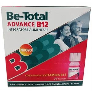 BETOTAL ADVANCE B12 30 FLACONCINI - Zfarmacia