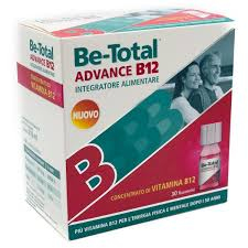 BETOTAL ADVANCE B12 30 FLACONCINI - Farmawing