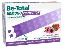 BETOTAL IMMUNO PROTECTION 14 BUSTINE - Farmacia33
