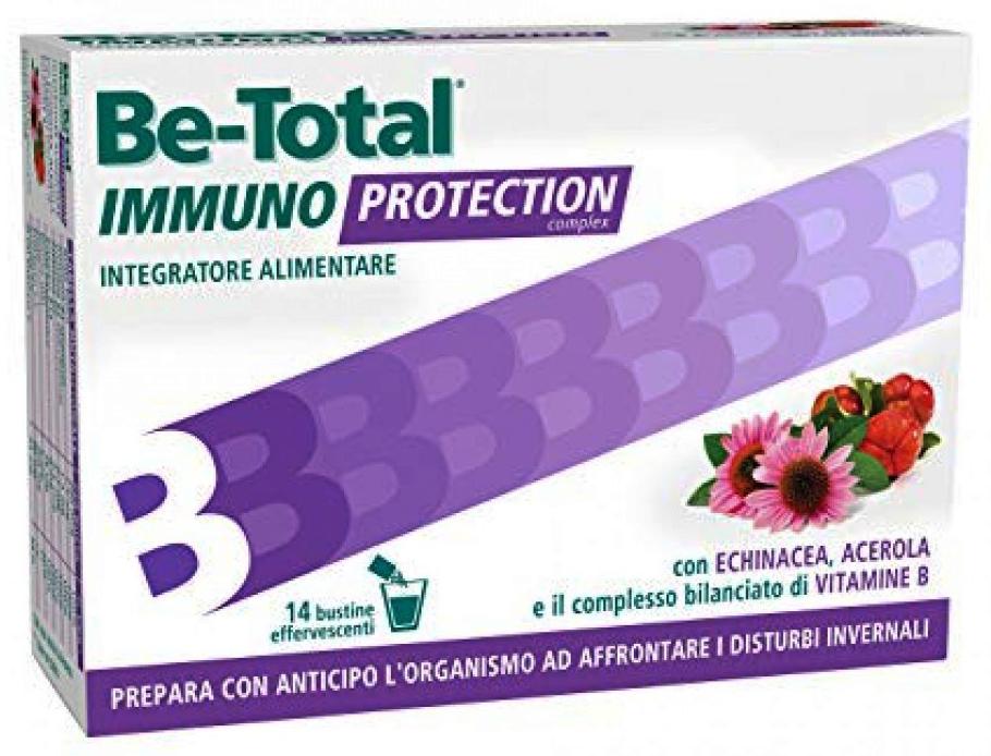 BETOTAL IMMUNO PROTECTION 14 BUSTINE - Farmacia Centrale Dr. Monteleone Adriano
