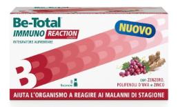 BETOTAL IMMUNO REACTION 8 FLACONCINI - Zfarmacia