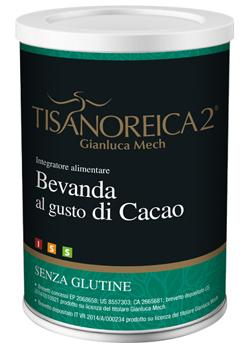 Tisanoreica 2 Bevanda al Cacao  Pot da 350 g - La tua farmacia online