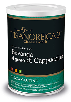 Tisanoreica 2 Bevanda al Cappuccino Pot da 350 g - La tua farmacia online
