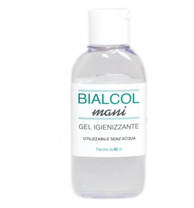 Bialcol Gel Igienizzante Mani 80ml IVA 0% -