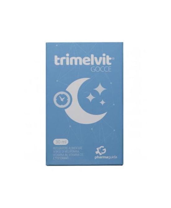 TRIMELVIT GOCCE 30 ML - Farmaci.me