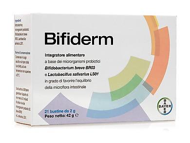 Bifiderm Integratore Alimentare 21 Bustine - Farmastar.it