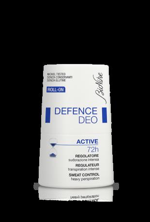 BioNike Defence Deo Roll-On Active 72h 50ml - pharmaluna