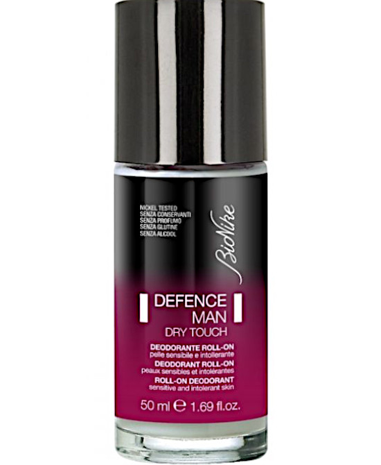 DEFENCE MAN DRY TOUCH DEODORANTE ROLL-ON 50 ML - Farmaci.me
