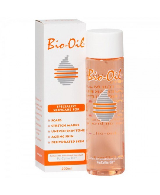 Bio Oil Olio Multifunzione Cicatrici Smagliature Cura della Pelle 125 ml - Farmastar.it