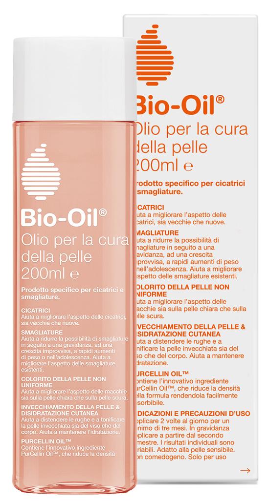 BIO-OIL OLIO DERMATOLOGICO 200 ML - Farmacia Centrale Dr. Monteleone Adriano