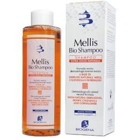 MELLIS BIO-SHAMPOO 200ML - pharmaluna