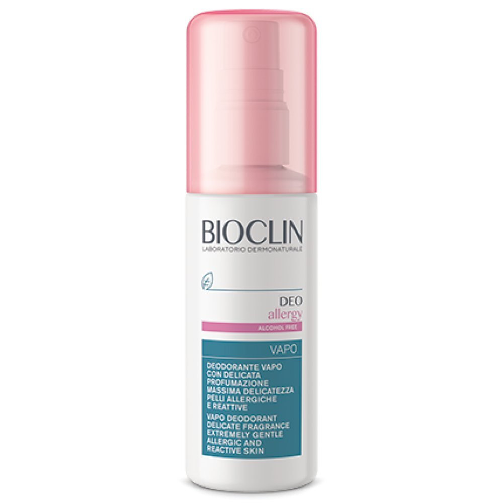 BIOCLIN BIO DEODERMIAL ALLERGY VAPO 100ML - Farmapage.it