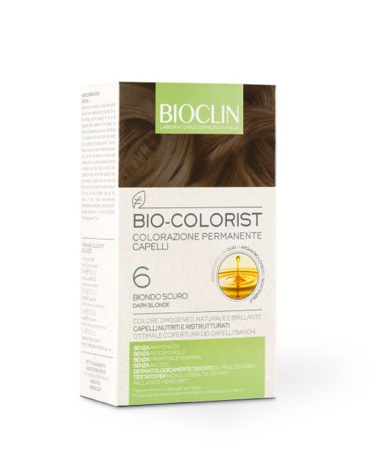 BIOCLIN BIO COLORIST 6 BIONDO SCURO - latuafarmaciaonline.it