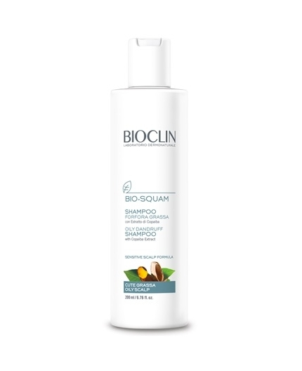 BIOCLIN BIO SQUAM SHAMPOO FORFORA GRASSA 200 ML - Farmapage.it