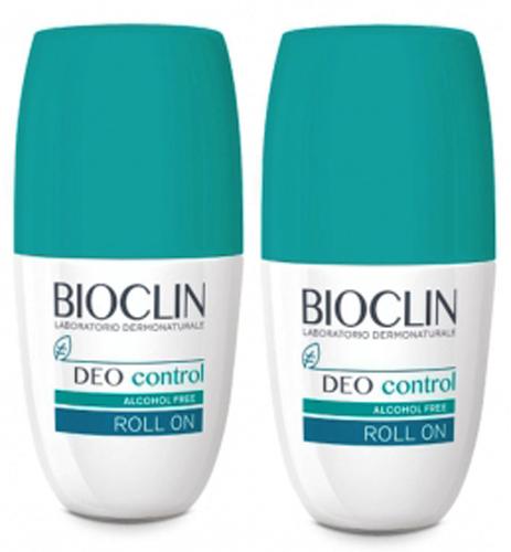BIOCLIN DEO CONTROL ROLL ON 50 ML BIPACK - Farmacia Centrale Dr. Monteleone Adriano