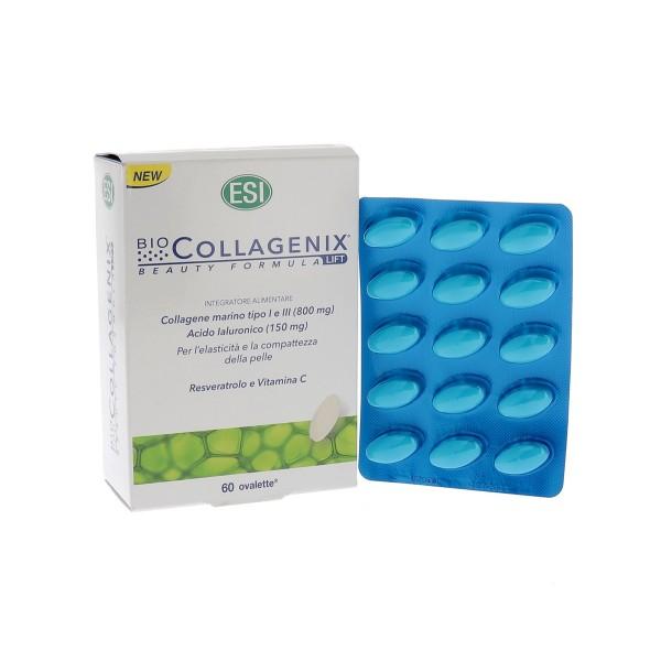BIOCOLLAGENIX 60 OVALETTE - Iltuobenessereonline.it
