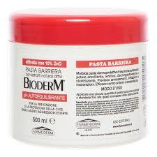 BIODERM PASTA BARRIERA ZINCO 500 ML - Farmawing