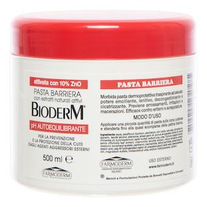 Bioderm Pasta Barriera Zinco 500ml - Arcafarma.it