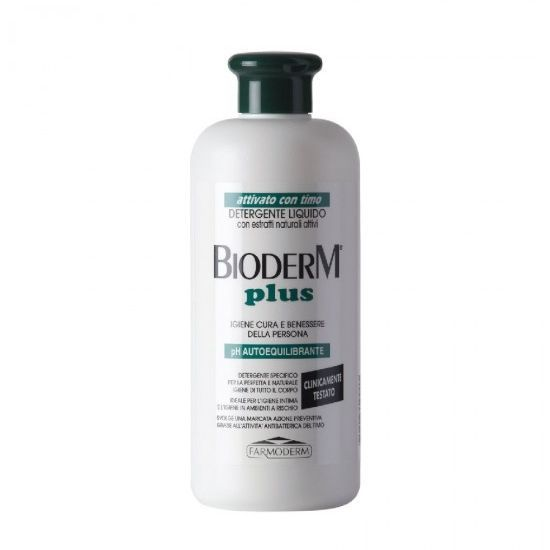 Bioderm Plus Antibatterico 1000ml - Arcafarma.it