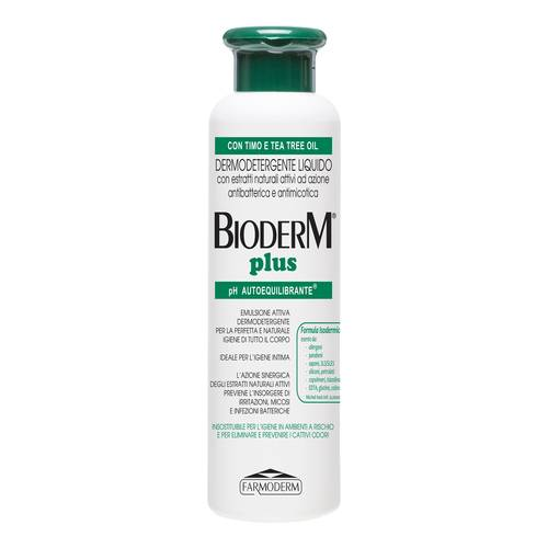 Bioderm Plus Antibatterico 250ml