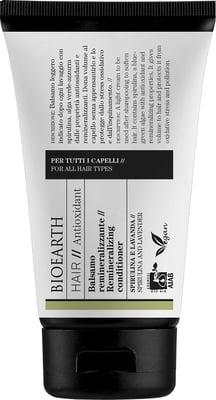 Bioearth Balsamo Biologico Remineralizzante Tutti tipi capelli 150 ml - Iltuobenessereonline.it