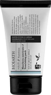 Bioearth Maschera Nutriente Doppie Punte e Capelli Disidratati 150 ml - Iltuobenessereonline.it