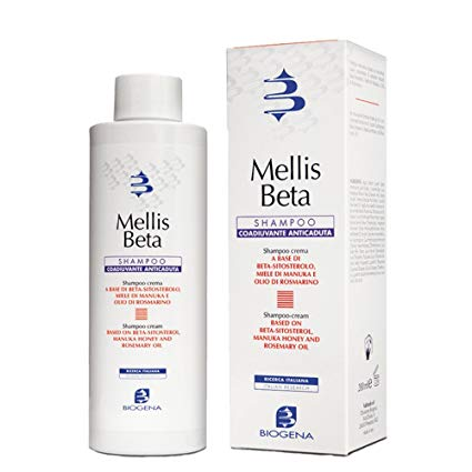 Biogena Mellis Beta Shampoo 200ml - Zfarmacia