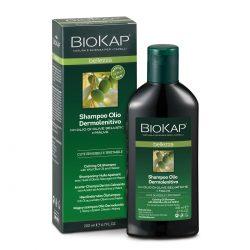 BIOKAP SHAMPOO OLIO DERMOLENITIVO 200 ML - Farmacia Castel del Monte