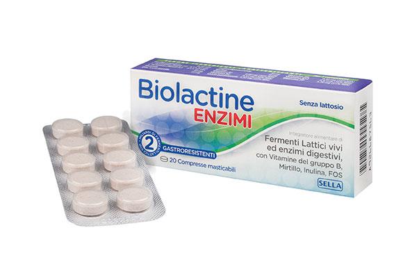 BIOLACTINE ENZIMI 2 MILIARDI - Iltuobenessereonline.it