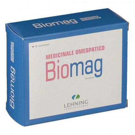 BIOMAG 90 COMPRESSE MASTICABILI LEHNING - Farmafamily.it