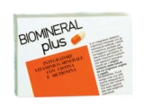 Biomineral Plus Integratore Alimentare 60 Capsule - Farmafamily.it