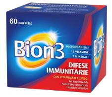 PROCTER & GAMBLE SRL BION 3 30 COMPRESSE - Farmaciacarpediem.it