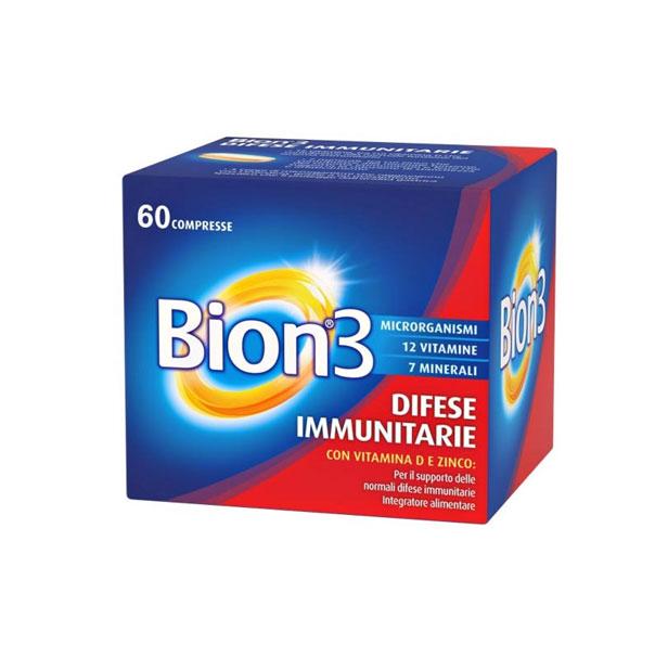 Bion3 60 compresse - latuafarmaciaonline.it
