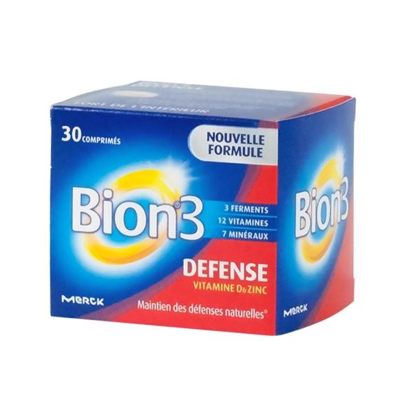 BION 3 DIFESE IMMUNITARIE  30 COMPRESSE - FARMAPRIME