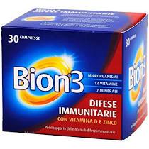 BION 3 30 COMPRESSE - Farmacianuova.eu