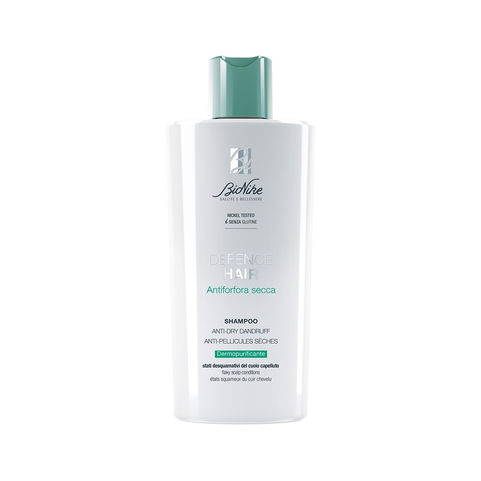 BIONIKE DEFENCE HAIR SHAMPOO ANTIFORFORA 200 ML - farmasorriso.com