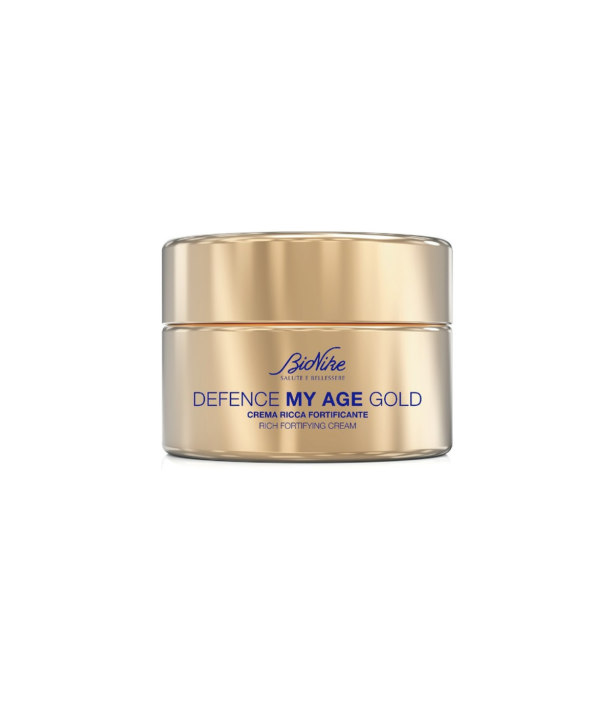 BIONIKE DEFENCE MY AGE GOLD CREMA RICCA FORTIFICANTE 50 ML - Farmapage.it